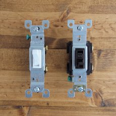 画像3: Leviton switch set BR (3)