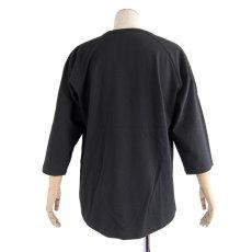 画像2: empire coffee stand  original raglan 3/4 sleeve t-shirts Cold Coffee (2)
