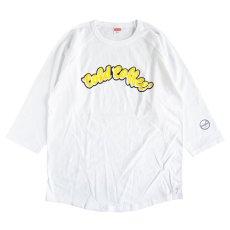 画像2: empire coffee stand  original raglan 3/4 sleeve t-shirts Cold Coffee 2color  (2)
