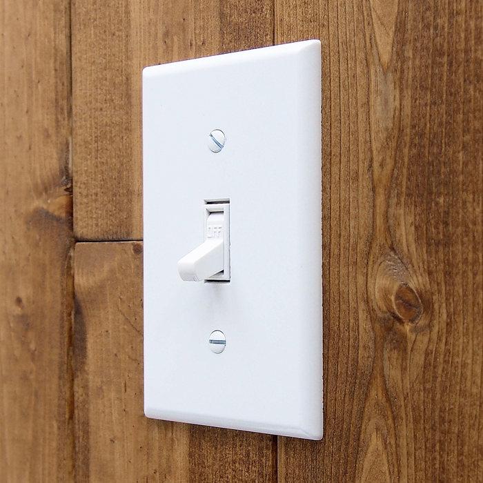 画像1: Leviton switch set WH (1)