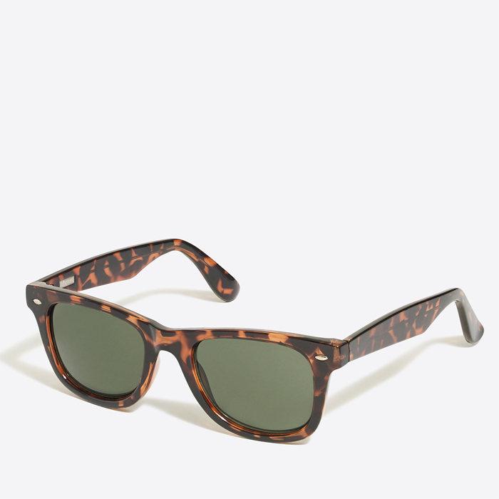 画像1: J.CREW   wayfarer sunglasses TORT (1)