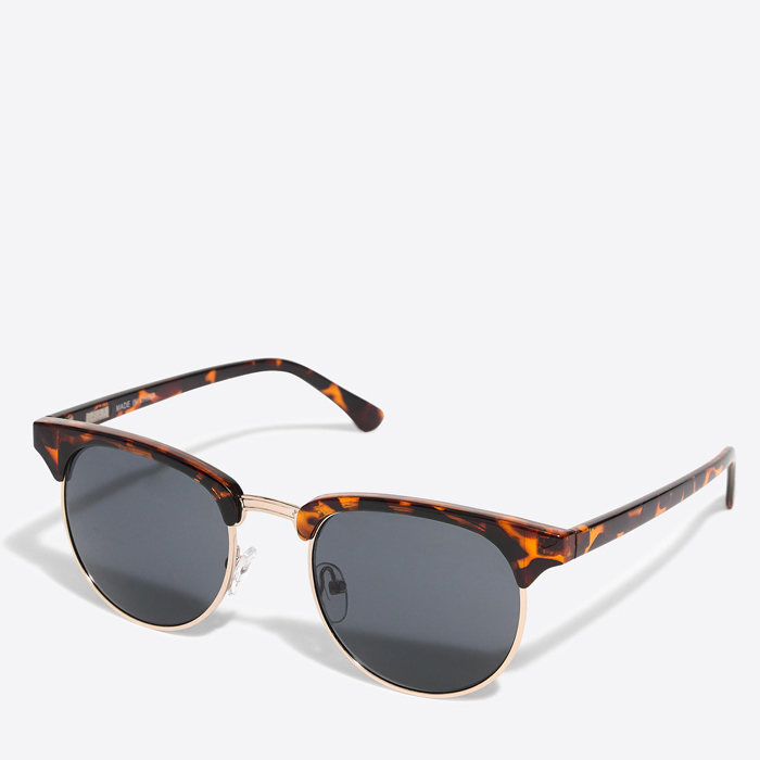 画像1: J.CREW  retro frame sunglasses (1)