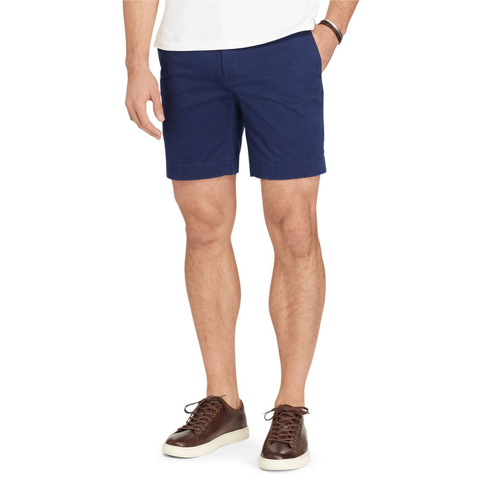 画像1: POLO RALPH LAUREN  lightweight classic-fit short 2colr (W35-36) (1)