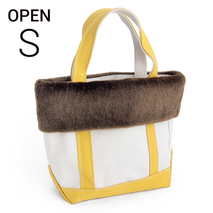 画像1: L.L.Bean  boat and tote bag open-top (Irregular) regular handle S YE REMAKE (1)