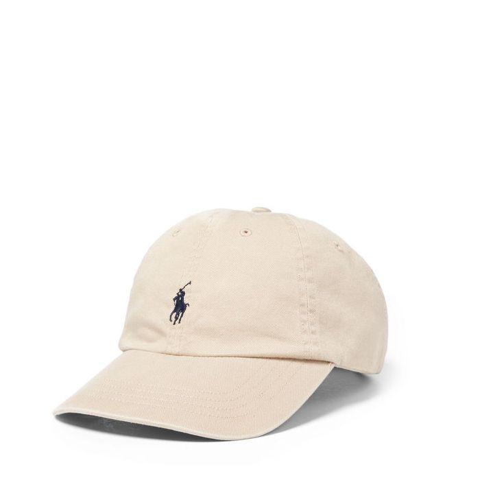 画像1: POLO RALPH LAUREN   signature pony baseball cap NUBUCK (1)