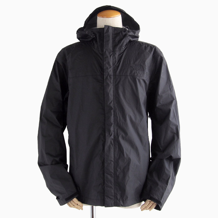 画像1: THE NORTH FACE  venture jacket BK (1)