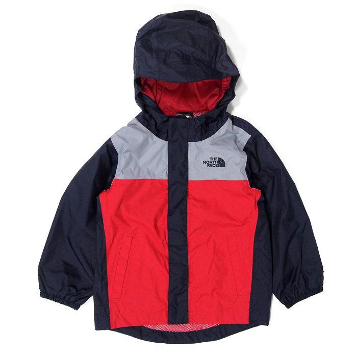 画像1: THE NORTH FACE KIDS  quinn rain jacket  (1)