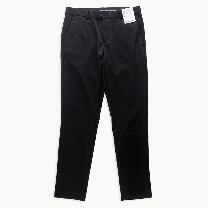 画像1: Calvin Klein  slim fit pants (30×32) (1)