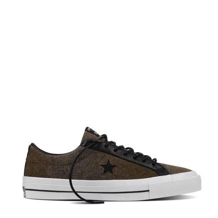 画像1: CONVERSE WOMAN × WOOLRICH  CONS One Star  (1)
