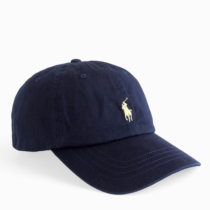 画像1: POLO RALPH LAUREN   signature pony baseball cap RLY (1)