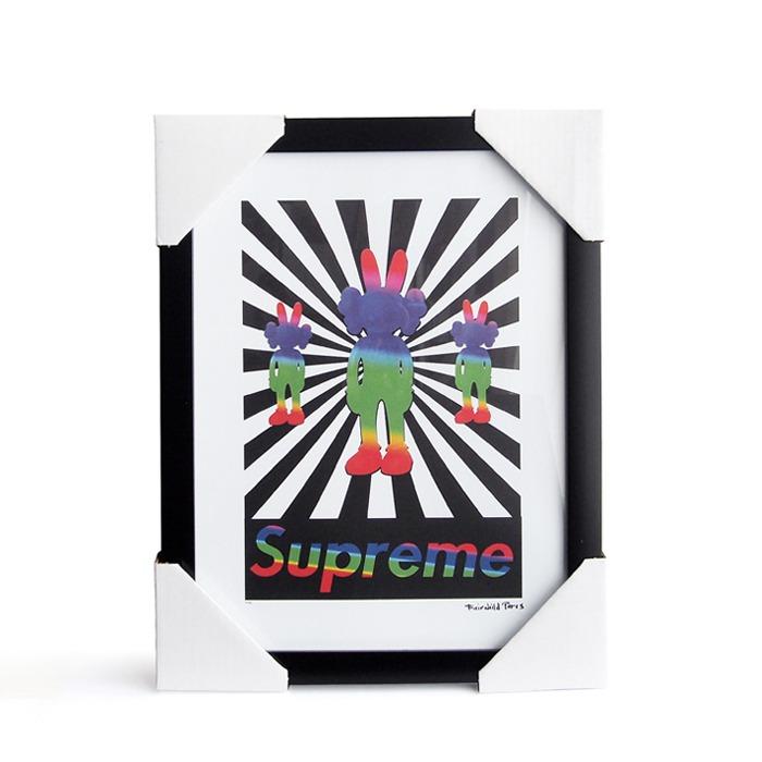 画像1: Fairchild Paris  Supreme art poster frame (1)