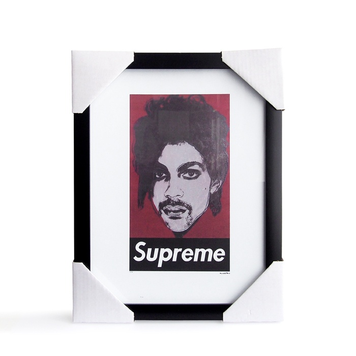 画像1: Fairchild Paris  Supreme art poster frame PRINCE (1)