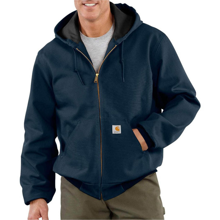 画像1: Carhartt   duck thermal active jacket  (Irregular) (L) (1)