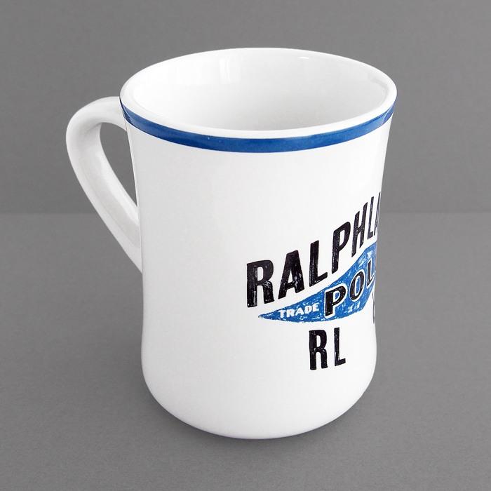 画像1: RALPH LAUREN HOME  coffee mug (1)