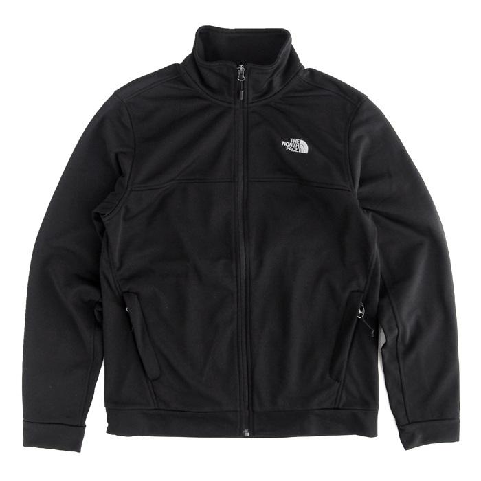 画像1: THE NORTH FACE  100 cinder full zip jacket BK (S) (1)