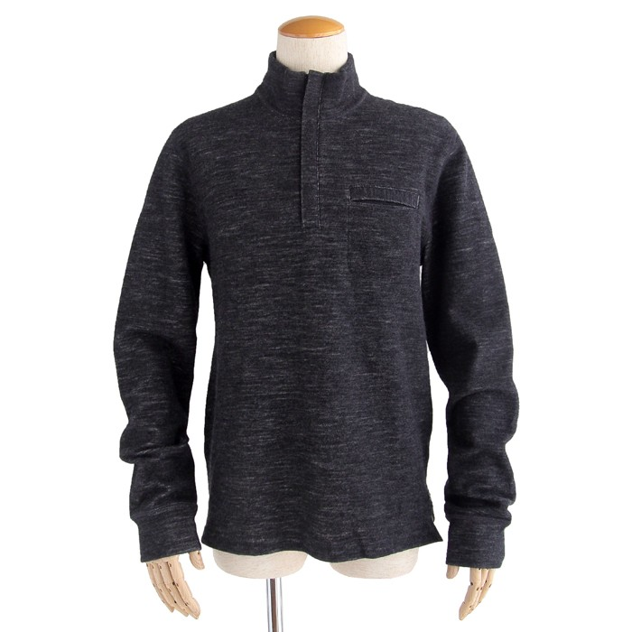画像1: Todd Snyder  wool-cotton half-zip  (1)