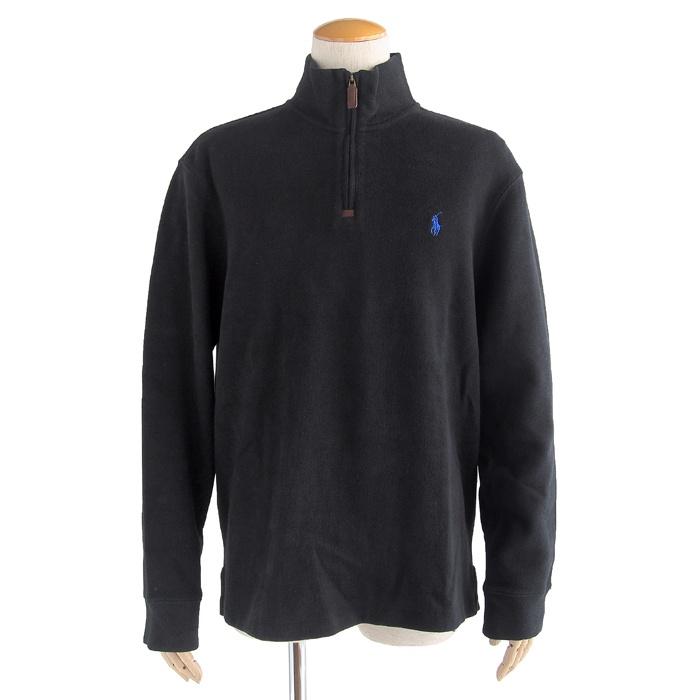 画像1: POLO RALPH LAUREN  estate-rib cotton pullover (L) (1)