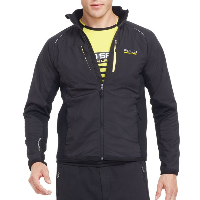 画像1: POLO SPORT  hybrid tech jacket (XXL) (1)