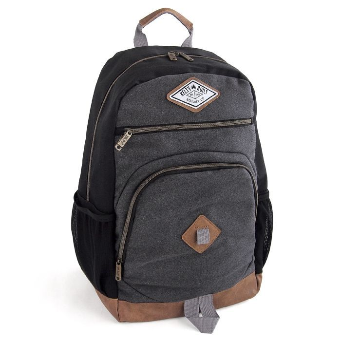 画像1: KELTY  camden backpack with vinyl bottom (1)