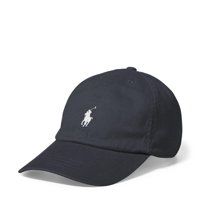 画像1: POLO RALPH LAUREN   signature pony baseball cap GREY (1)