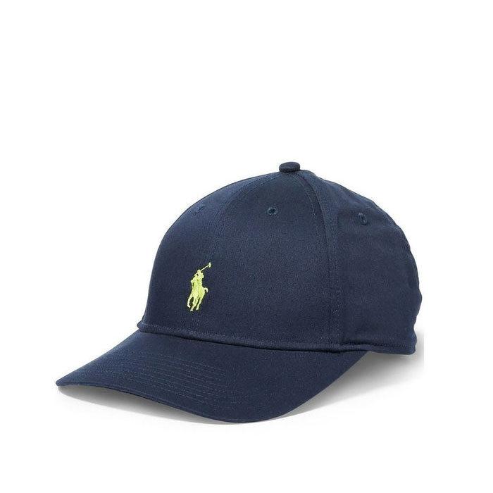 画像1: POLO RALPH LAUREN   baseline hat  (1)