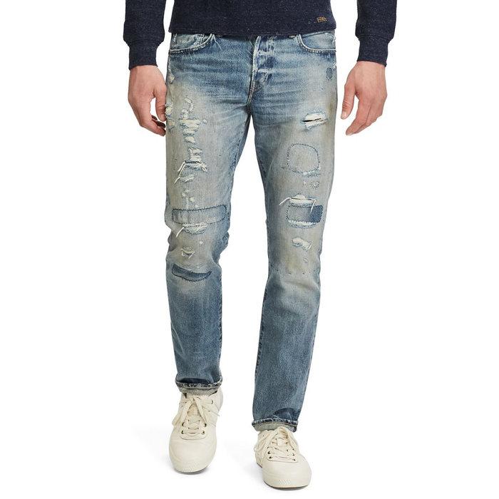 画像1: POLO RALPHLAUREN  sullivan slim jean  (1)