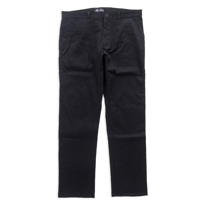 画像1: NIKE SB  flex chino pants BK (30) (1)