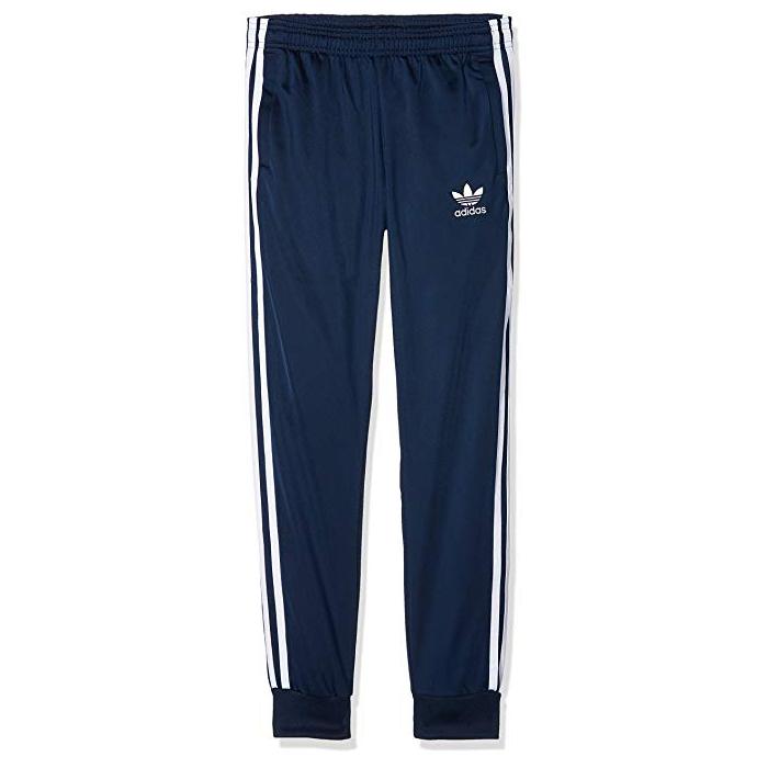 画像1: adidas Originals KIDS  superstar track pants  (1)