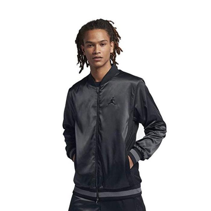 画像1: NIKE  JORDAN bomber jacket (XL) (1)