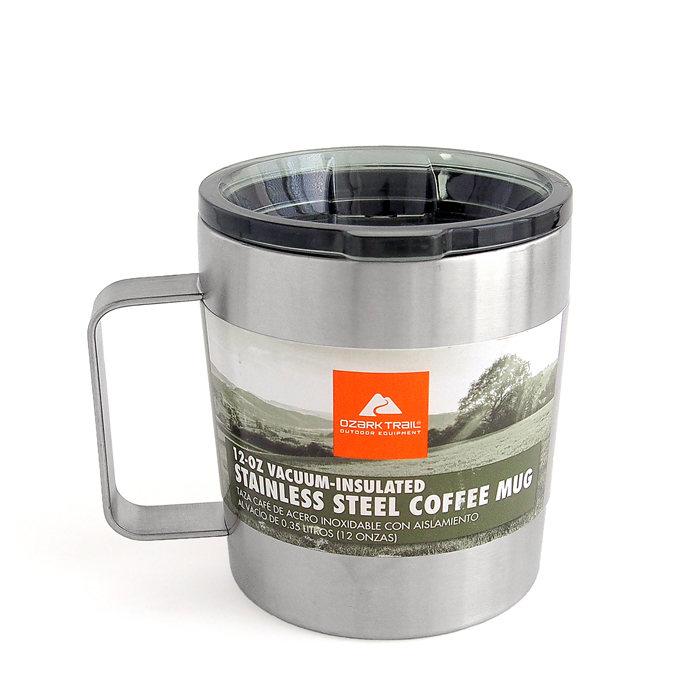 画像1: Ozark Trail  stainless steel coffee mug (1)