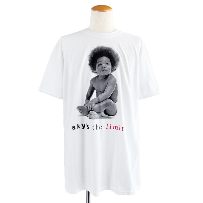 画像1: The Notorious B.I.G.  Brooklyn Mint cotton crewneck t-shirts WH (M) (1)