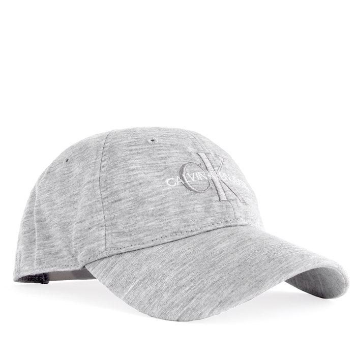 画像1: Calvin Klein Jeans  signature 6panel cap LGH (1)