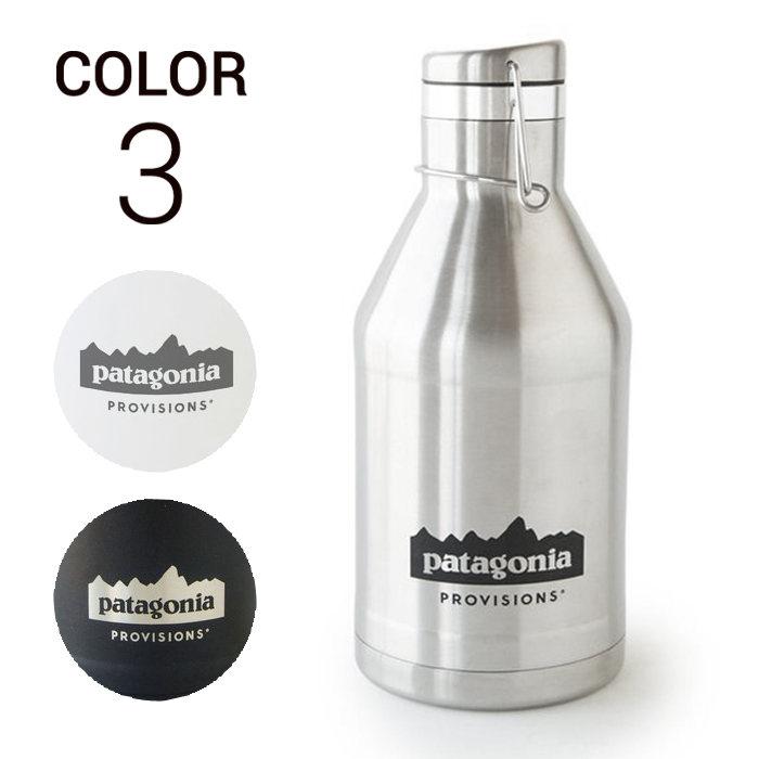 画像1: Patagonia Provisions   MiiR Provisions Logo Growler 3color (1)