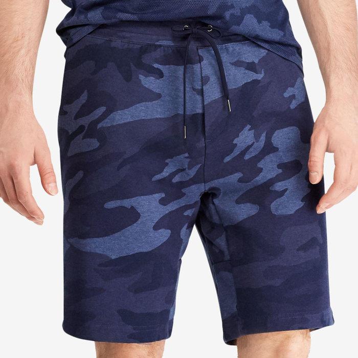 画像1: POLO RALPH LAUREN   double-knit camo active shorts (1)