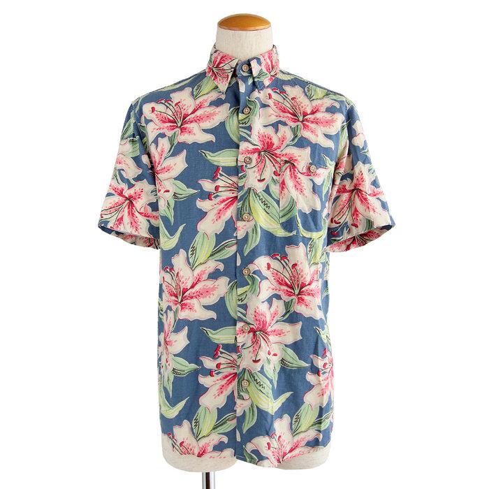 画像1: FAHERTY BRAND  tropical atoll shirt  (1)