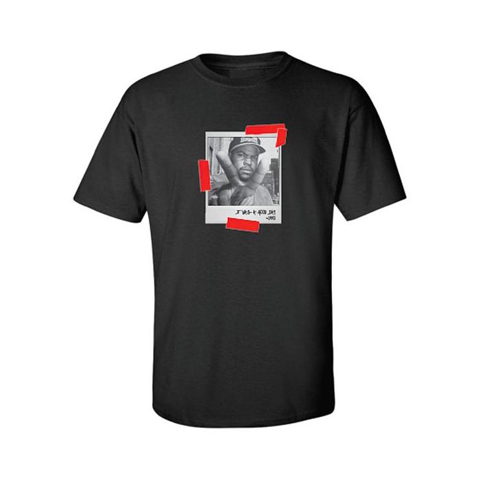 画像1: Ice Cube   peace sign t-shirt (L-XL) (1)