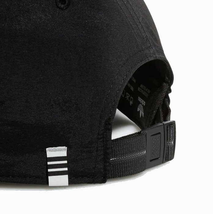 ef2a62ed adidas Originals relaxed modern II cap BLACK - ETERNITY USA TRANSPORTERS