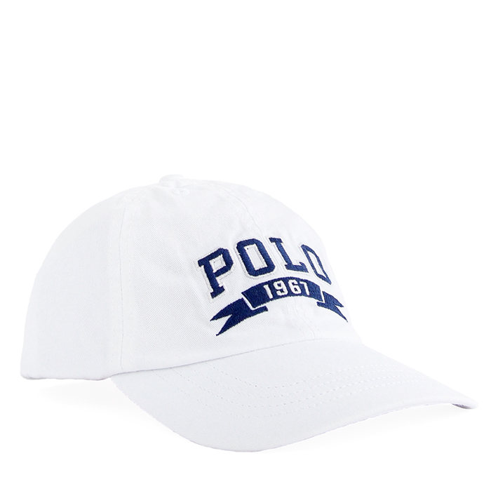 画像1: POLO RALPH LAUREN BOYS   cotton chino baseball cap (1)