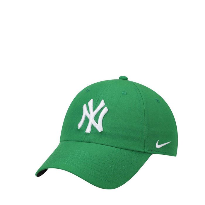 画像1: NIKE  heritage 86 adjustable hat MLB New York Yankees (1)