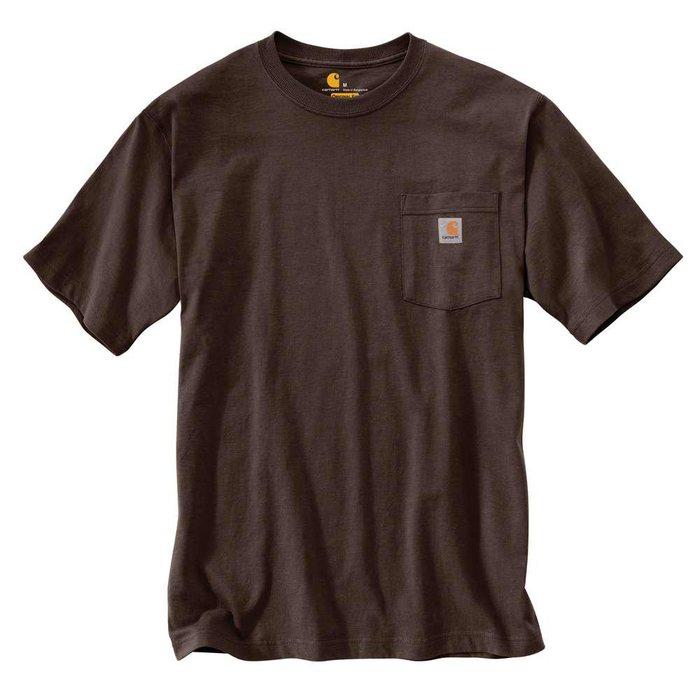 画像1: Carhartt   workwear pocket t-Shirt (Irregular) (XL) (1)