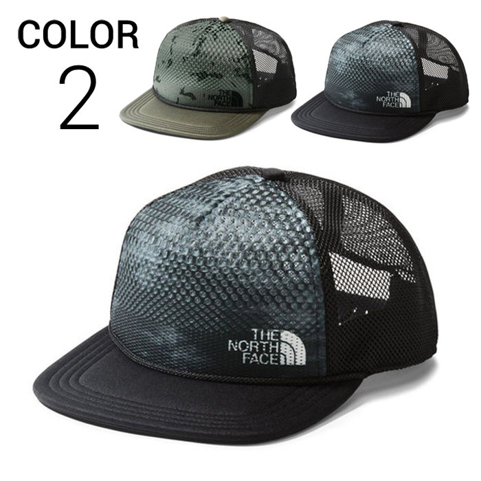 画像1: THE NORTH FACE  trail trucker hat 2color (1)