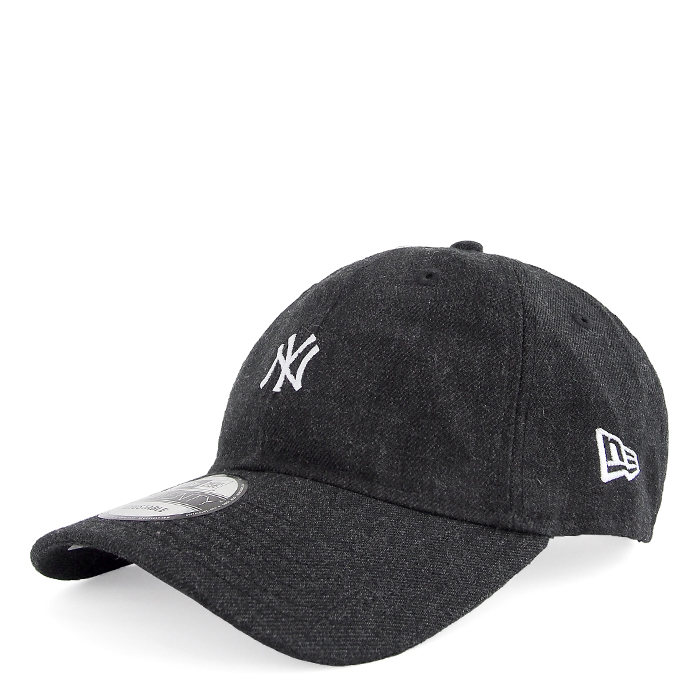 画像1: NEW ERA  adjustable cap MLB New York Yankees 9FIFTY BK (1)