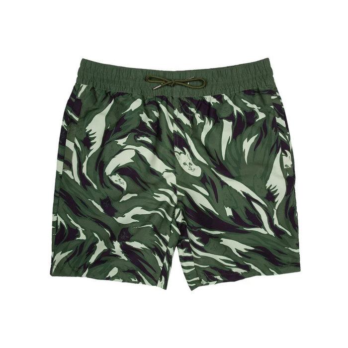 画像1: RIPNDIP   tiger nerm swim shorts (1)