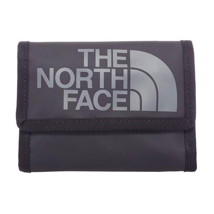 画像1: THE NORTH FACE   basecamp wallet BK (1)