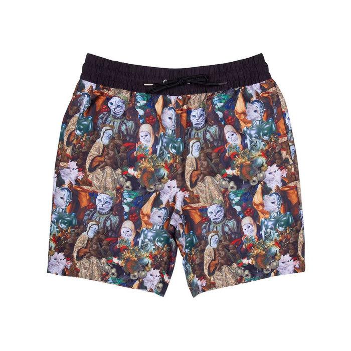 画像1: RIPNDIP   nermaissance swim shorts (1)