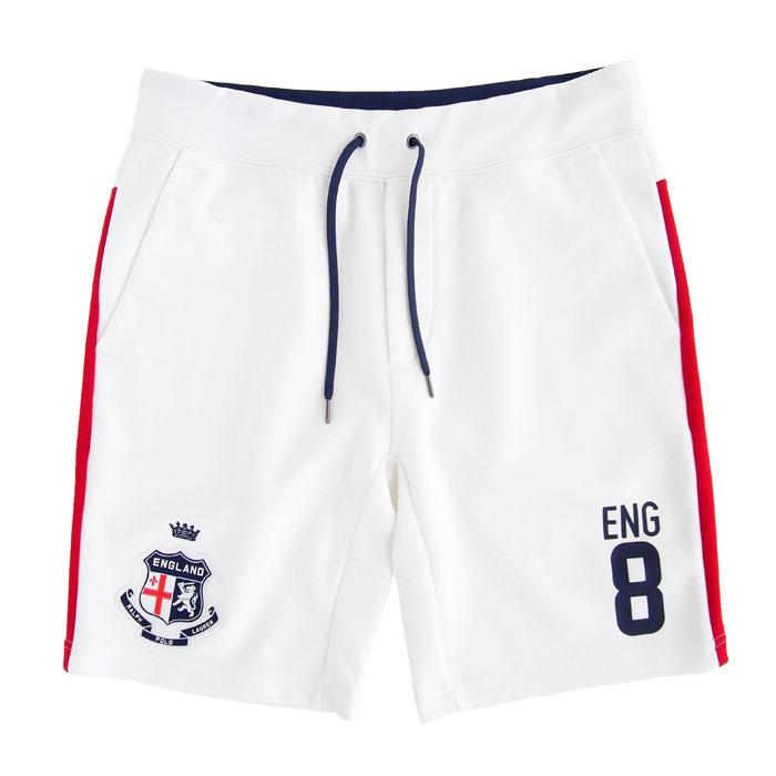 画像1: POLO RALPH LAUREN  country sweat shorts (S) (1)