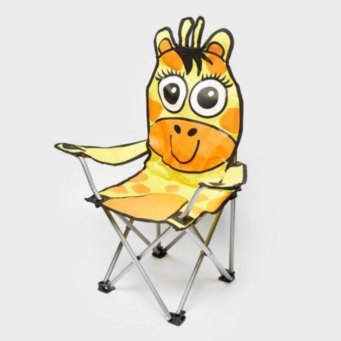 画像1: Eurohike   Kids Giraffe Camping Chair (1)