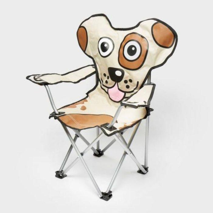 画像1: Eurohike   Kids Puppy Camping Chair (1)