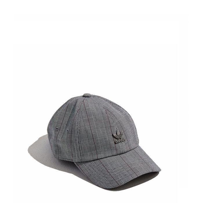 画像1: adidas Originals   relaxed metal II  strap-back cap  (1)