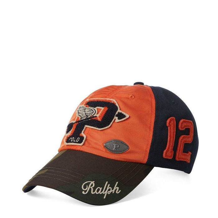 画像1: POLO RALPH LAUREN   football cap (1)